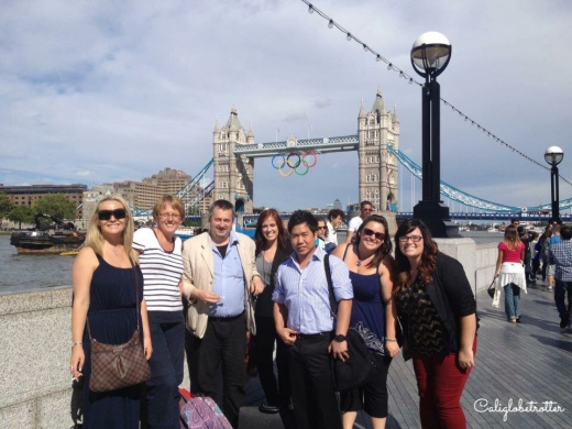 TEFL in London, England - California Globetrotter