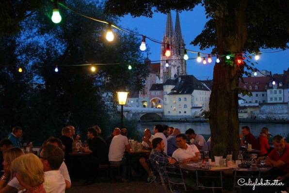 A Quick History of Bavarian Beer Gardens - California Globetrotter