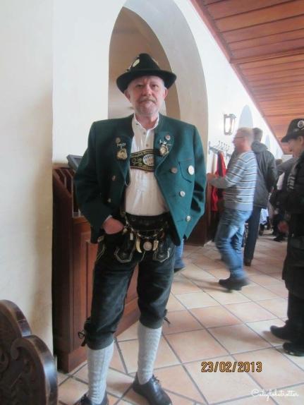 Munich, Bavaria, Germany - California Globetrotter