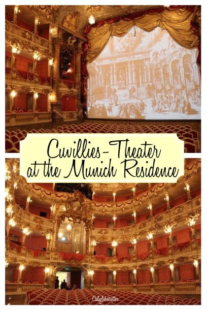 Cuvillies-Theater, Munich Residence, Germany - California Globetrotter