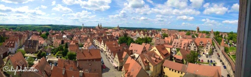 Rothenburg ob der Tauber, Bavaria, Germany - California Globetrotter