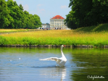 Schloss Nymphenburg - Munich, Bavaria, Germany - California Globetrotter