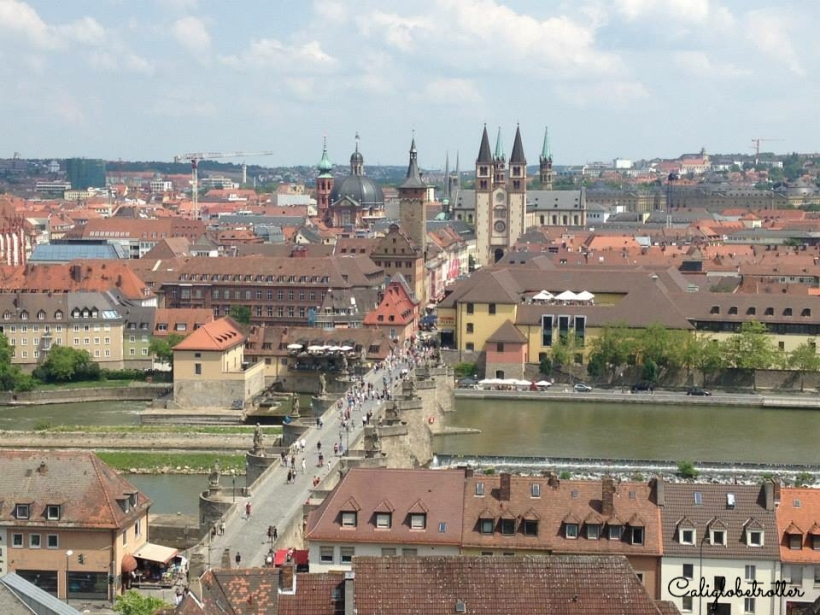 Würzburg, Bavaria - California Globetrotter