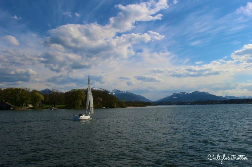 Chiemsee & Schloss Herrenchiemsee - Bavaria, Germany - California Globetrotter