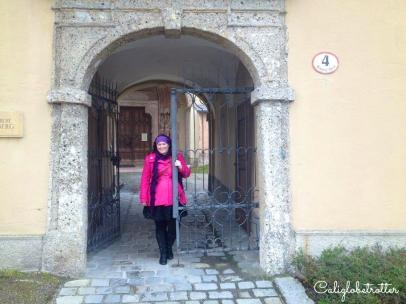 Salzburg, Austria - California Globetrotter