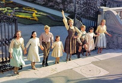 Salzburg, Austria - The Sound of Music - California Globetrotter