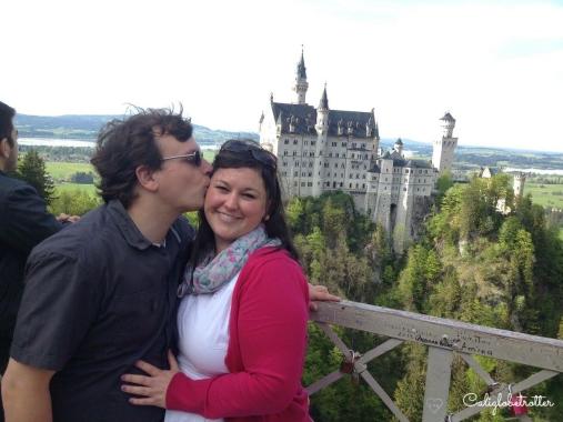 Schloss Neuschwanstein - California Globetrotter