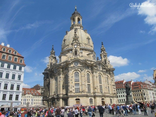 A Day in Dresden - California Globetrotter