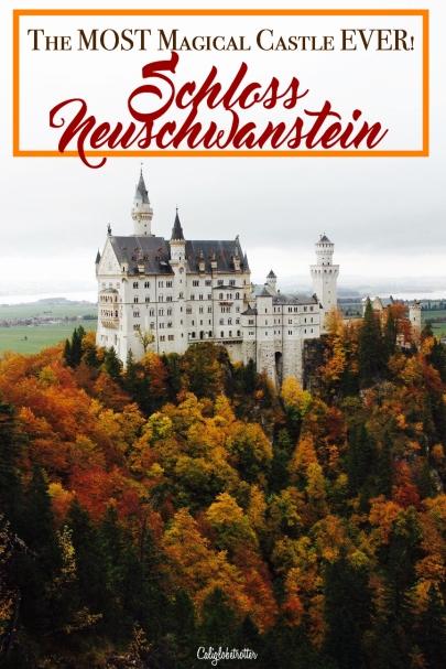 Schloss Neuschwanstein, Germany - California Globetrotter