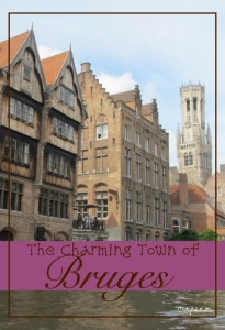 The Charming Town of Bruges, Belgium - California Globetrotter