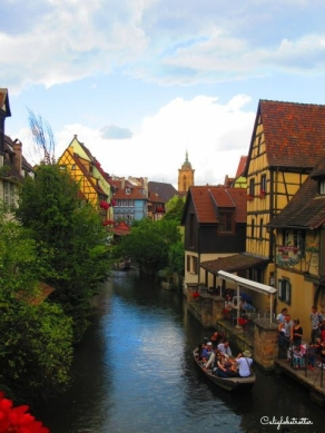 The Charming Town of Colmar France - California Globetrotter
