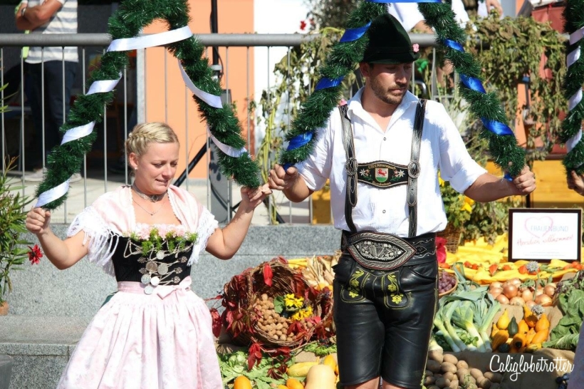 A Bavarian Thankgiving - Erntedankfest Bad Gögging - California Globetrotter