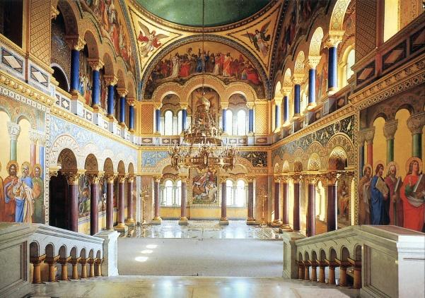 Schloss Neuschwanstein Throne Room