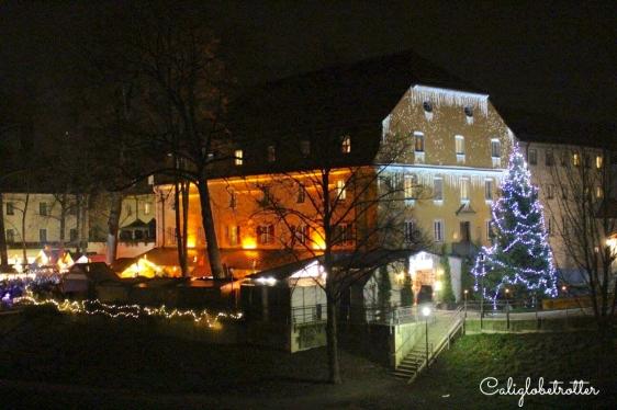 Spitalgarten - Regensburg Christmas Market - California Globetrotter