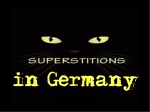 Superstitions in Germany - California Globetrotter