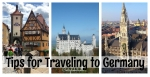 Tips for Traveling to Germany- California Globetrotter