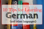 10 Tips for Learning German! - California Globetrotter