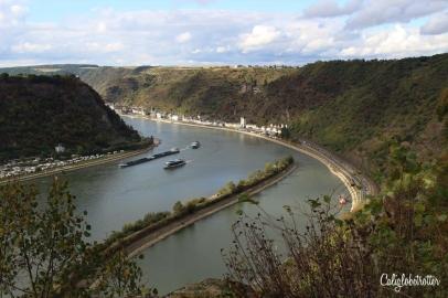 The Loreley am Rhine - California Globetrotter