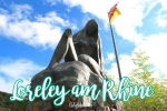 The Loreley am Rhine - California Globetrotter