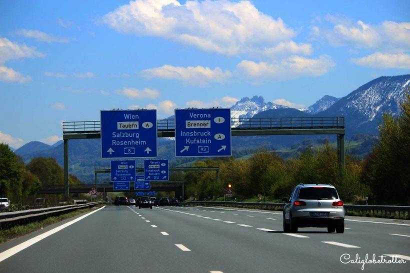 Autobahn - California Globetrotter