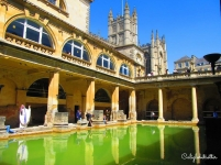 Bath, England - California Globetrotter