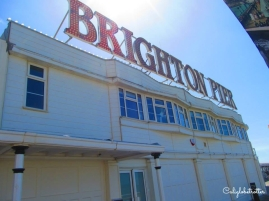 Brighton: England's Seaside Pleasure - California Globetrotter