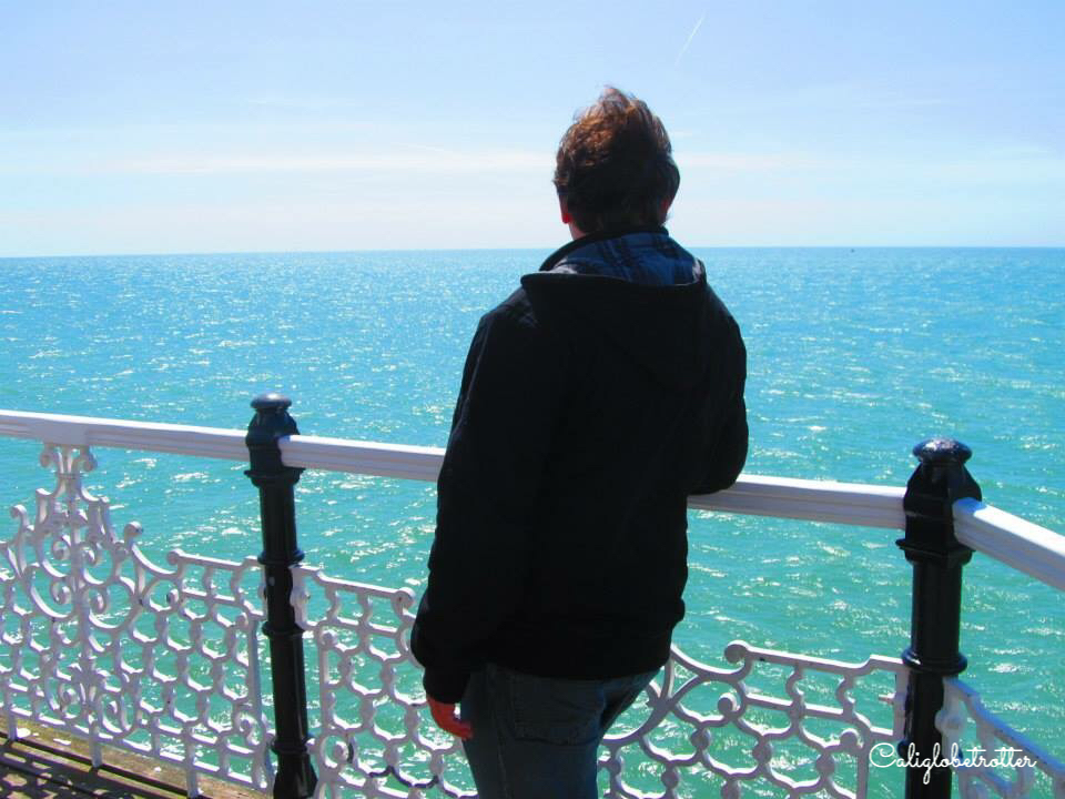 Brighton: England's Seaside Pleasure - California Globetrotter