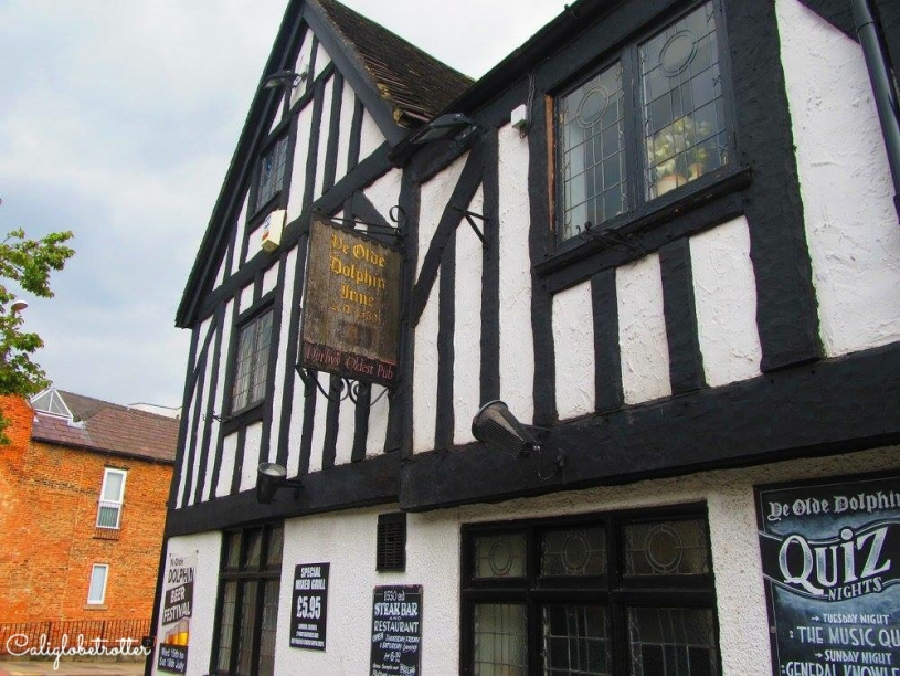 The Most Haunted Town in England: Derby - California Globetrotter