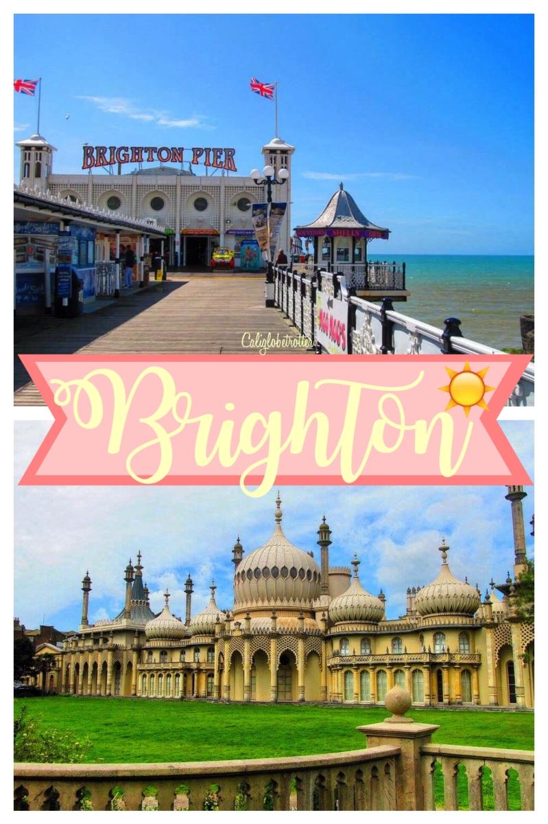 Brighton, England - California Globetrotter