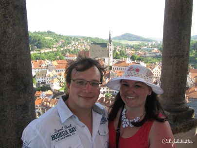 Cesky Krumlov: A Perfectly Preserved Medieval Town - California Globetrotter