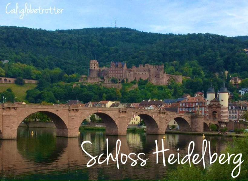 Schloss Heidelberg, Baden-Württemburg, Germany - California Globetrotter