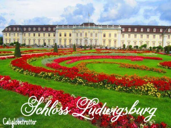 Schloss Ludwigsburg, Baden-Württemburg, Germany - California Globetrotter