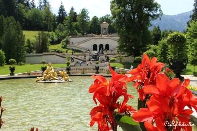 King Ludwig II's Schloss Linderhof - California Globetrotter
