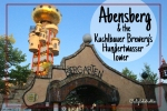 Hundertwasser Tower at the Kuchlbauer Brewery in Abensburg - California Globetrotter