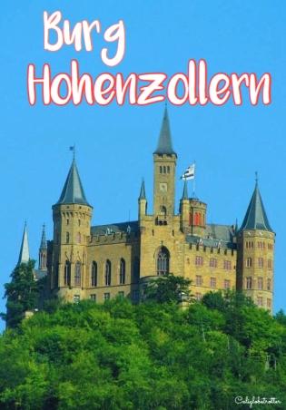 Burg Hohenzollern - California Globetrotter