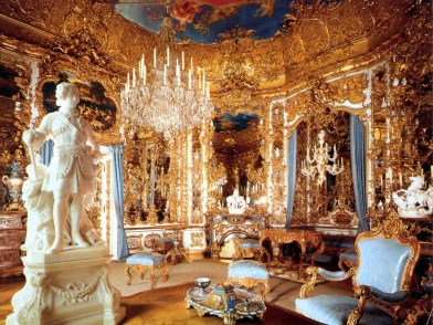 throne room - Schloss Linderhof, Bavaria - California Globetrotter