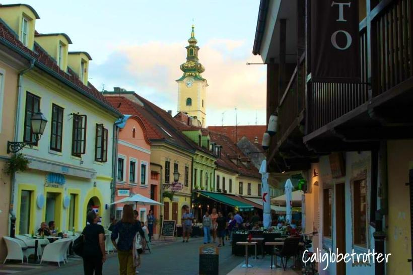 Zagreb, Croatia - California Globetrotter