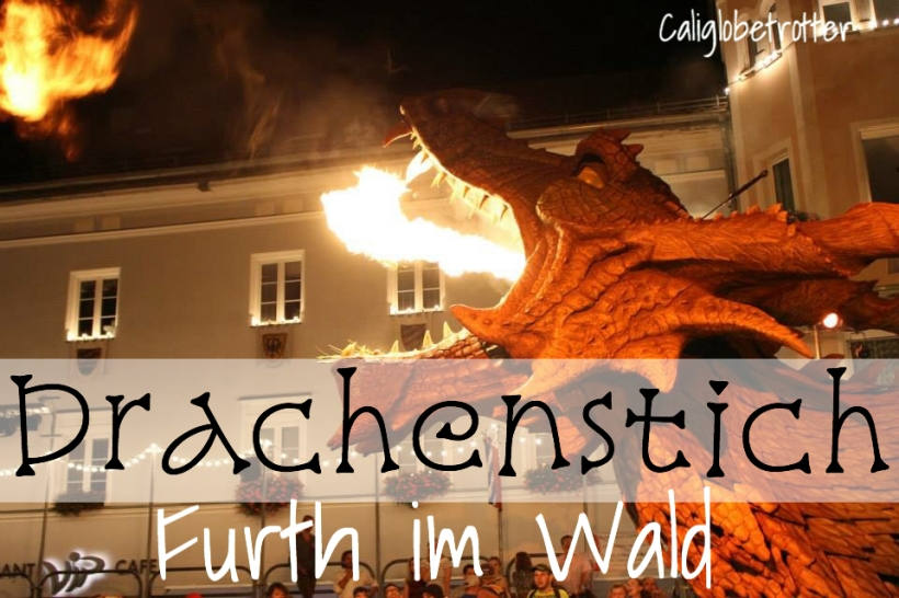 Furth im Wald's Drachenstich Festspiele, Bavaria, Germany - California Globetrotter