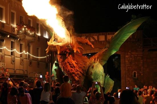 Furth im Wald's Drachenstich Festspiele, Bavaria, Germany - California Globetrotter