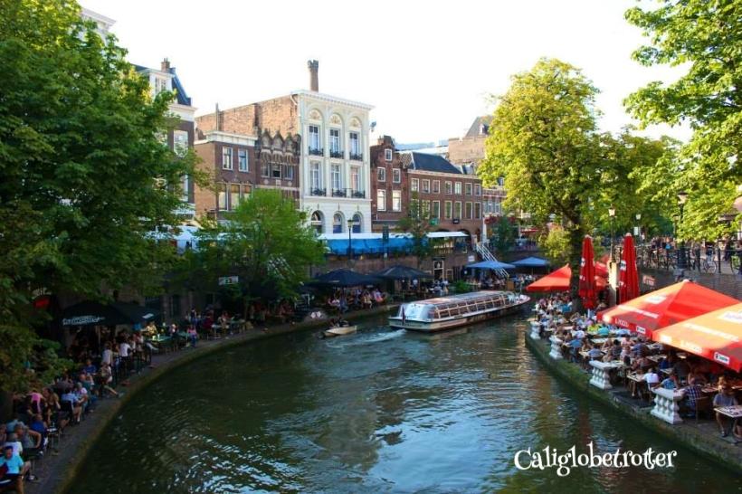 Utrecht, The Netherlands - California Globetrotter