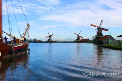 Zaanse Schans, The Netherlands - California Globetrotter