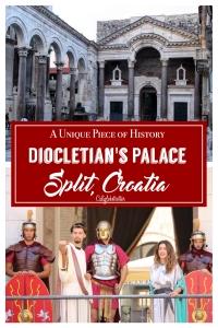 Diocletian's Palace, Split, Croatia - California Globetrotter
