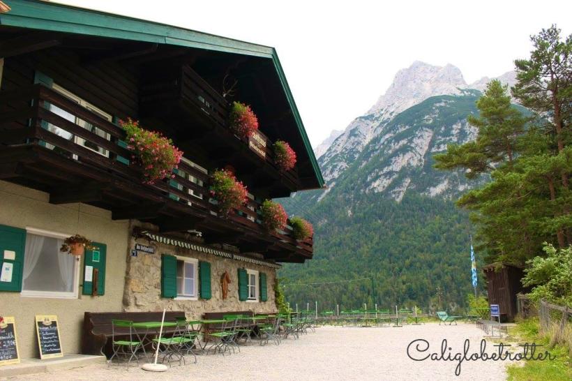 Leutasch Spirit Gorge, Mittenwald, Bavaria - California Globetrotter