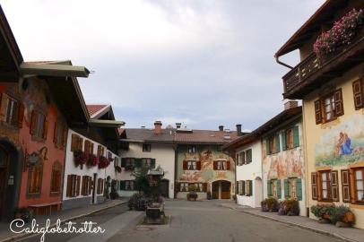 Mittenwald, Bavaria - California Globetrotter