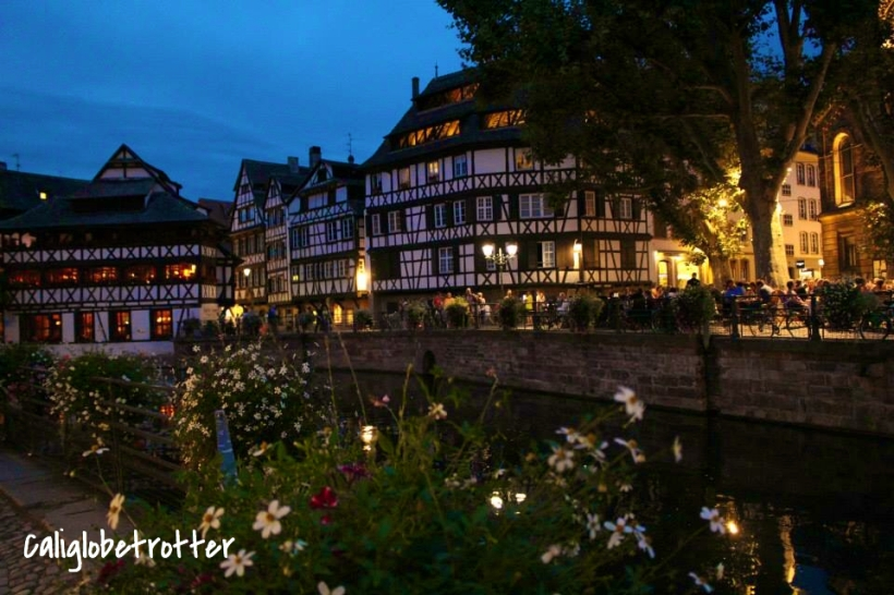 Strasbourg, France - California Globetrotter