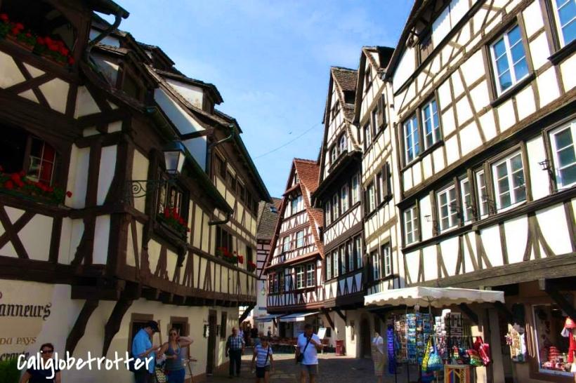 Strasbourg, France - California Globetrotter