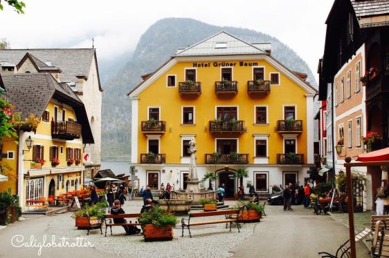 Hallstatt, Austria - California Globetrotter