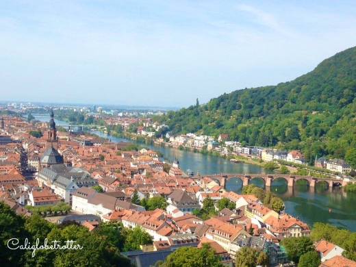 Heidelberg, Germany - California Globetrotter