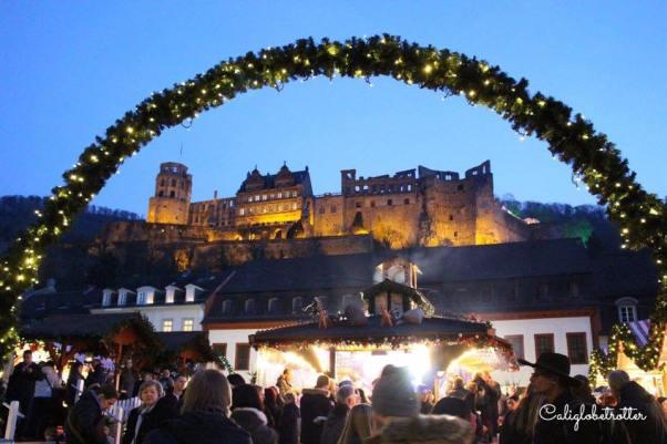 Heidelberg Christmas Market - California Globetrotter