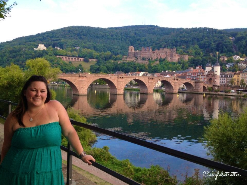 Heidelberg, Germany - California Globetrotter